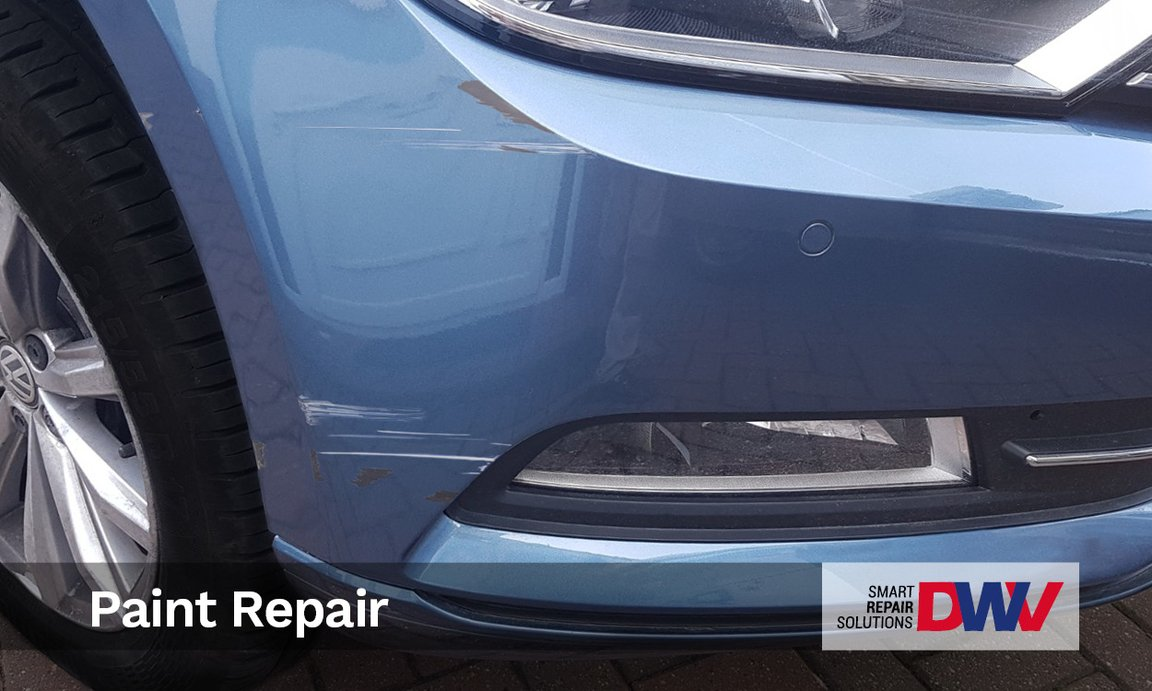 after a cosmetic repair