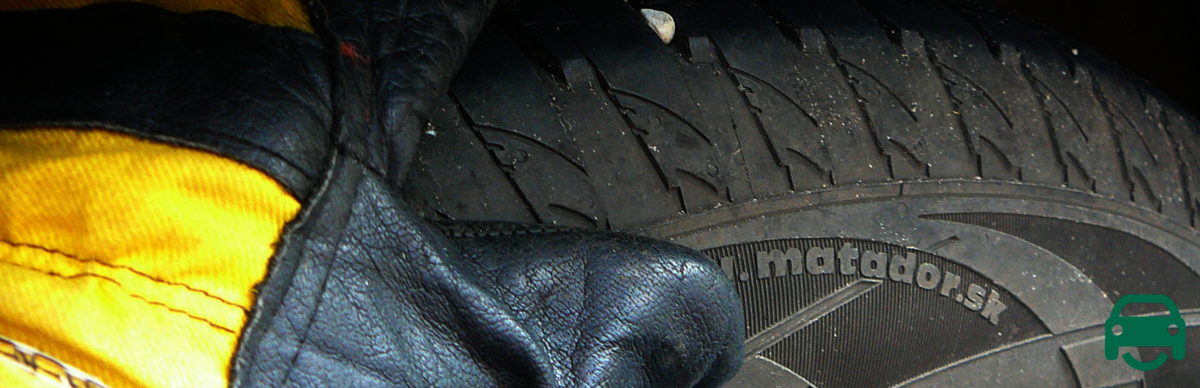 Check your tyres regularly