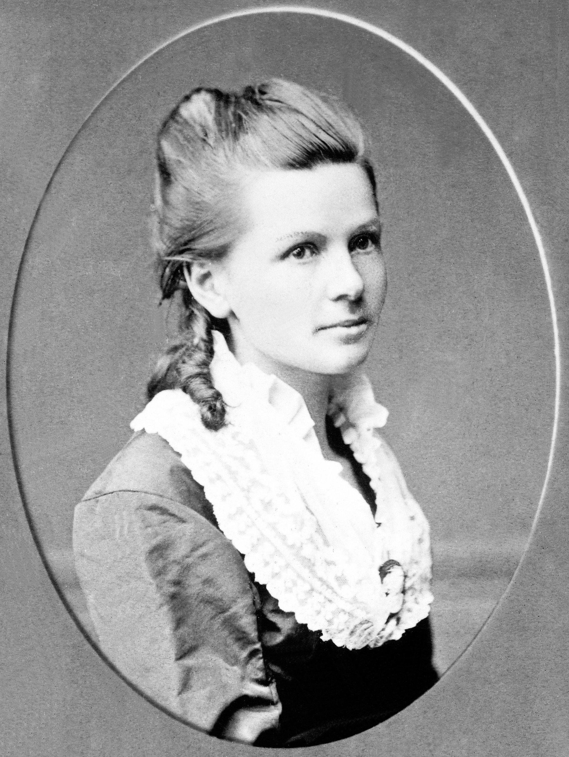 Bertha Benz - International Women's Day