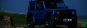 Suzuki Jimny new car lease