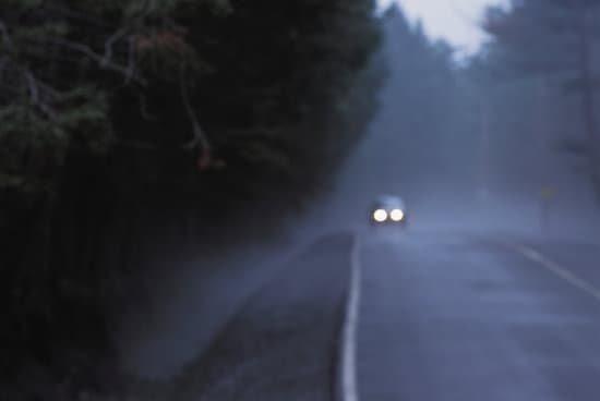 What Do Fog Lights Do?