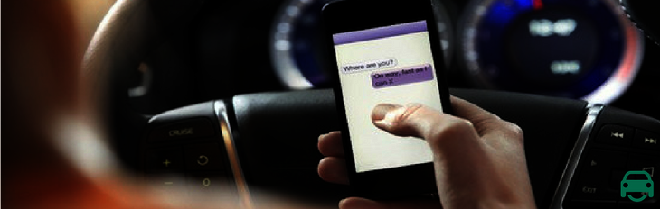 Distracted Driving - Put Your Phone Away