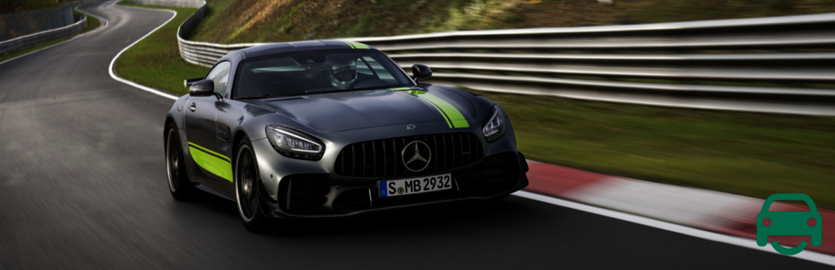 mercedes AMG GT Pro new car