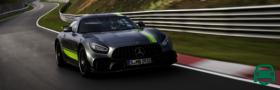 mercedes AMG GT Pro new car