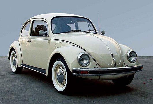 Volkswagen Beetle Valentine spccial loveable cars
