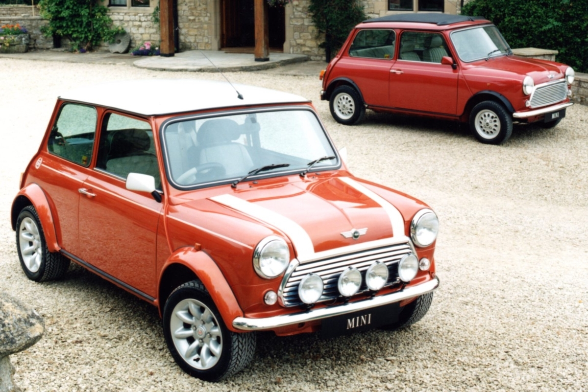 The Original Mini Valentine special loveable cars